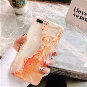 iphone Accessories - Marble iPhone X case